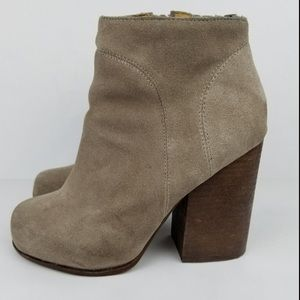 Jeffrey Campbell Hanger Ankle Heel Boots 5